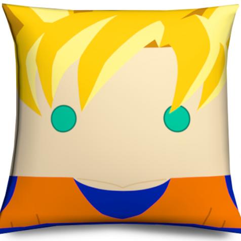 Cojín Goku Cabezón original y divertido,  Muñeco Cabezón Goku - Goku Pillow like funko pop