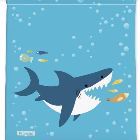 comprar Bolsas guardería originales Baby Shark personalizadas con nombre