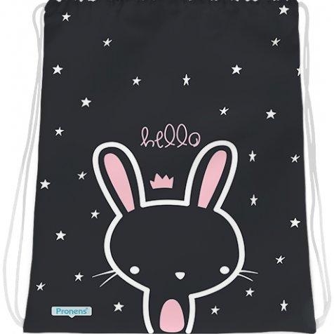 comprar Bolsa mochila guardería personalizada impermeable conejo de PRONENS