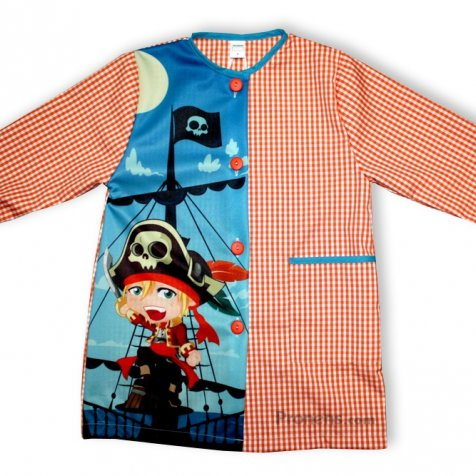 comprar Batas escolares personalizadas Piratas de PRONENS