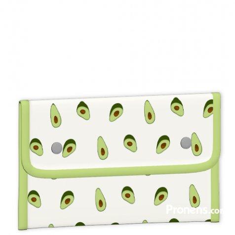 comprar Envoltorio ecológico para comida reutilizable, sostenible, impermeable Aguacates