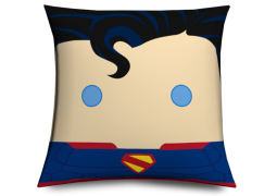 Cojín SuperMan Cabezón original y divertido,  Muñeco Cabezón SuperMan - Superman Pillow like funko pop