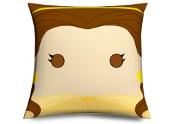 Cojin Bella divertido muñeco cabezón - Belle Pillow, cushion like funko pop