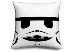 Cojin Stormtrooper divertido muñeco cabezón - Stormtrooper Pillow, cushion like funko pop