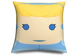 Cojin Princesa Cenicienta divertido muñeco cabezón - Cindarella Pillow, cushion like funko pop