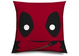 Cojin Deadpool divertido muñeco cabezón - Deadpool Pillow, cushion like funko pop