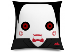 Cojin Saw divertido muñeco cabezón - Saw Pillow, cushion like funko pop