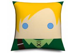 Cojin Link Zelda original y divertido, Muñeco cabezón Zelda - Link Zelda Pillow funny