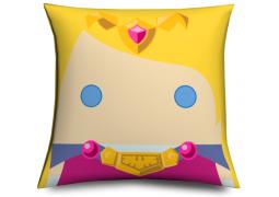 Cojin Zelda original y divertido, Muñeco cabezón Zelda - Princess Zelda Pillow funny