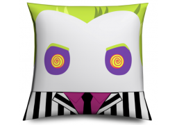 Cojin Beetlejuice cabezón original y divertido, Muñeco cabezón Beetlejuice - Bettlejuice pillow like funko pop